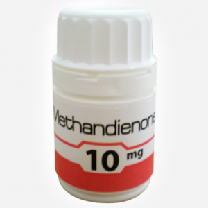 Methandienone – Метандростенолон, Eстофарма 100×10 мг